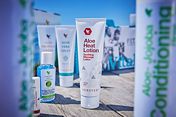 More than 1,000 distributors sell Forever Living products in Sweden, Norway, Denmark and Finland.